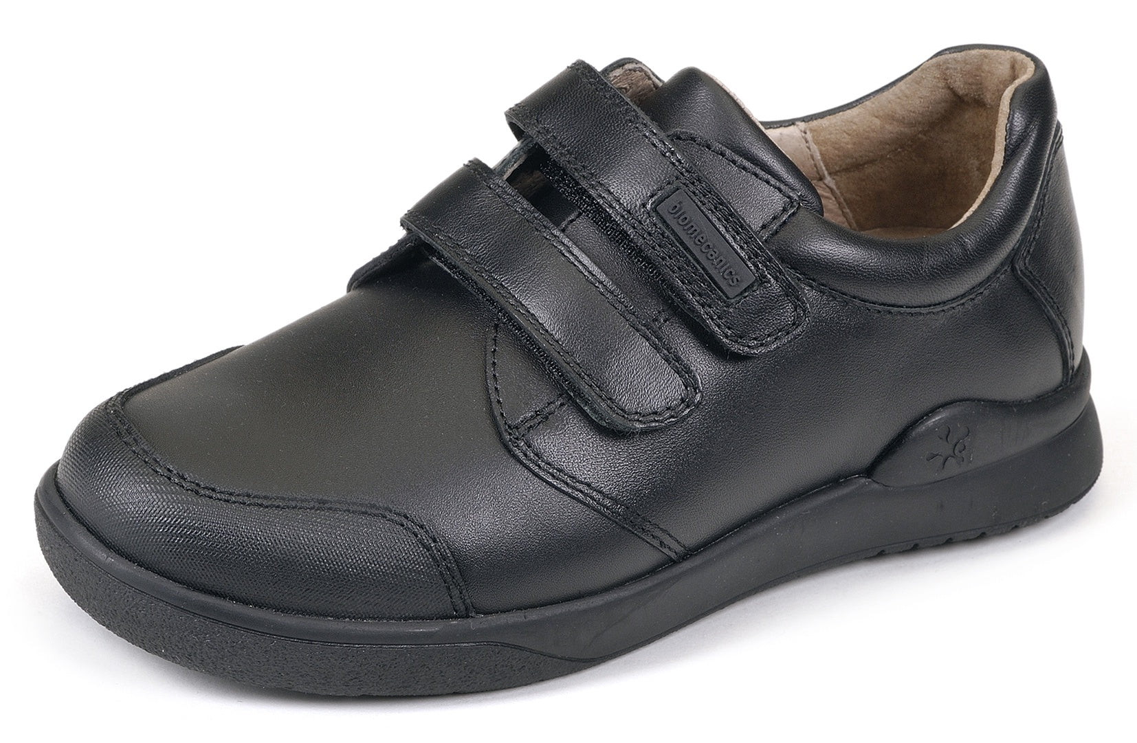 DOUBLE VELCRO BIO SCHOOL SHOE