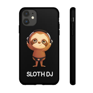 """SLOTH DJ"" TOUGH PHONE CASE"