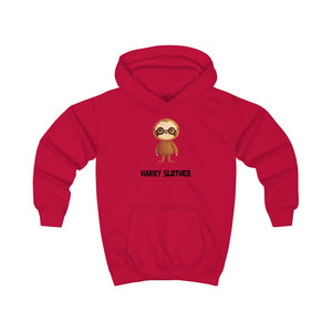 """HARRY SLOTHER"" HOODIE"