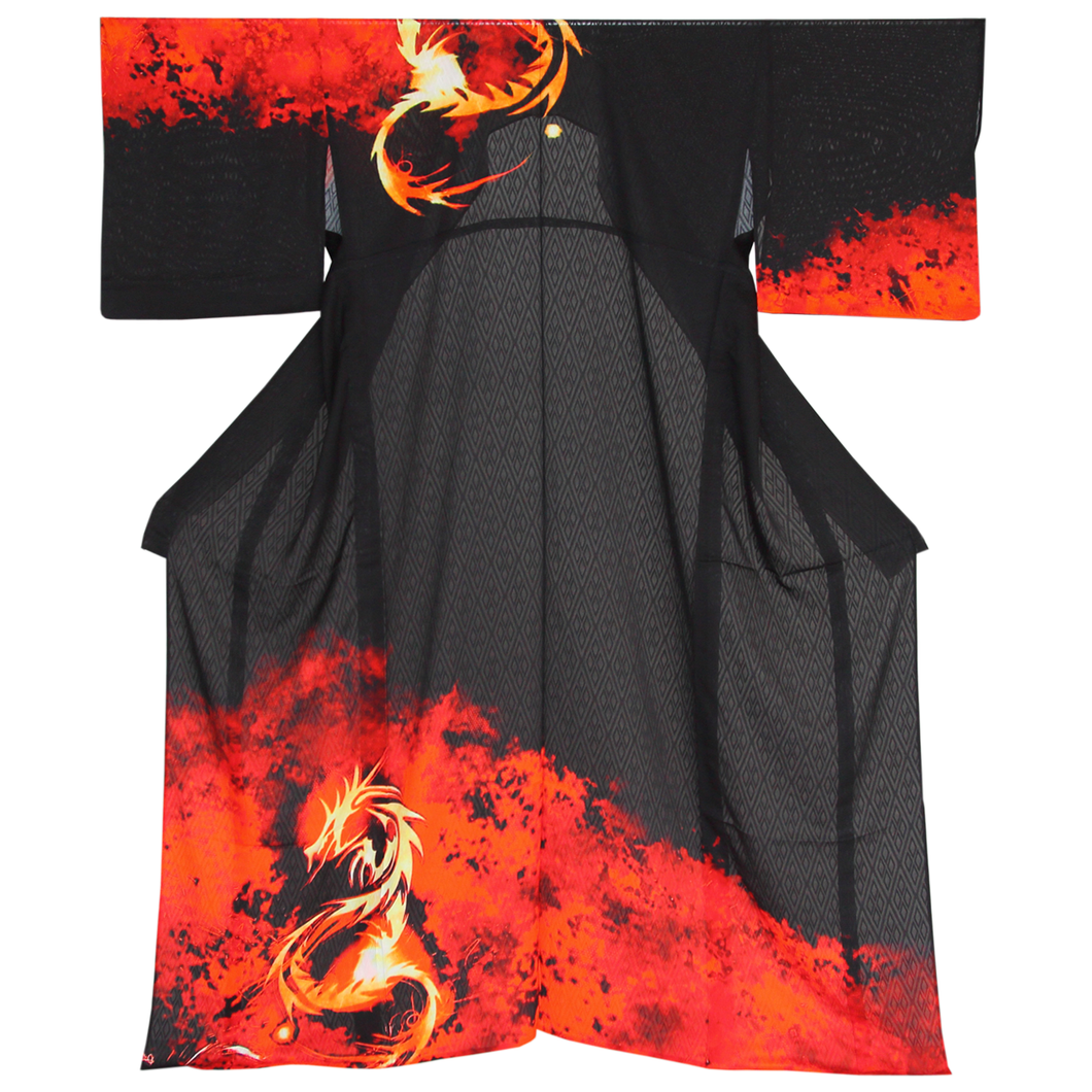 MARVEL Blood Red Dragon-fire-