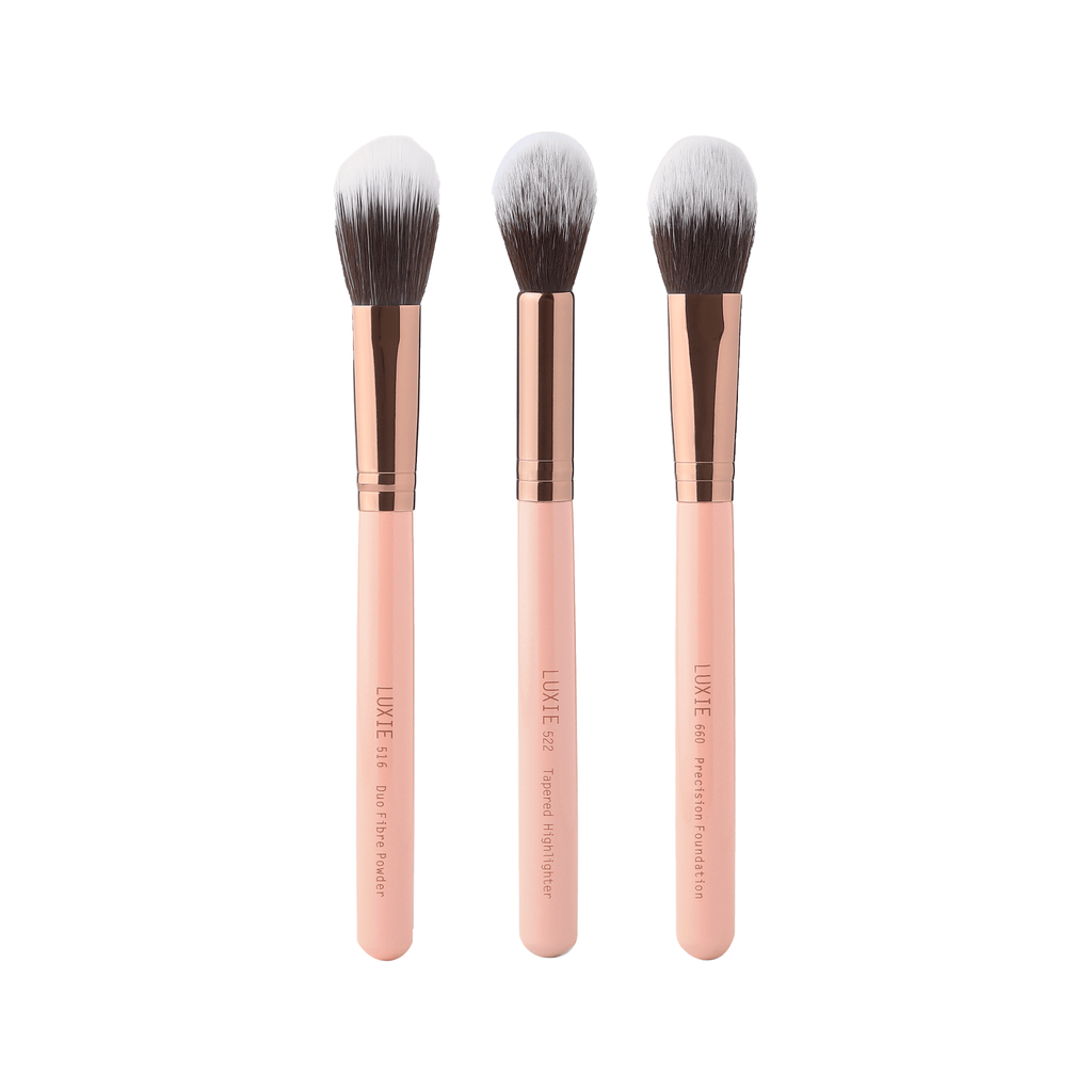 Rose Gold Classic Face Set