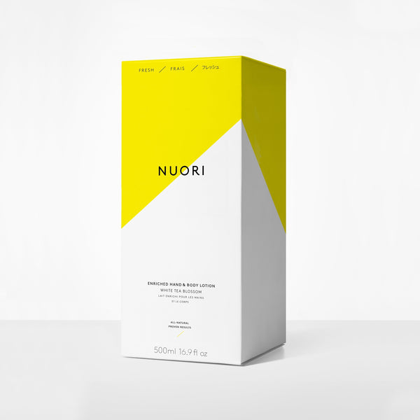 ENRICHED HAND & BODY LOTION Skincare Nuori