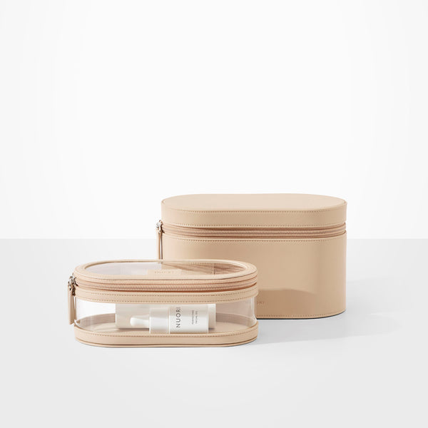 GETAWAY TRAVEL CASE SET Accessories NUORI Neutral