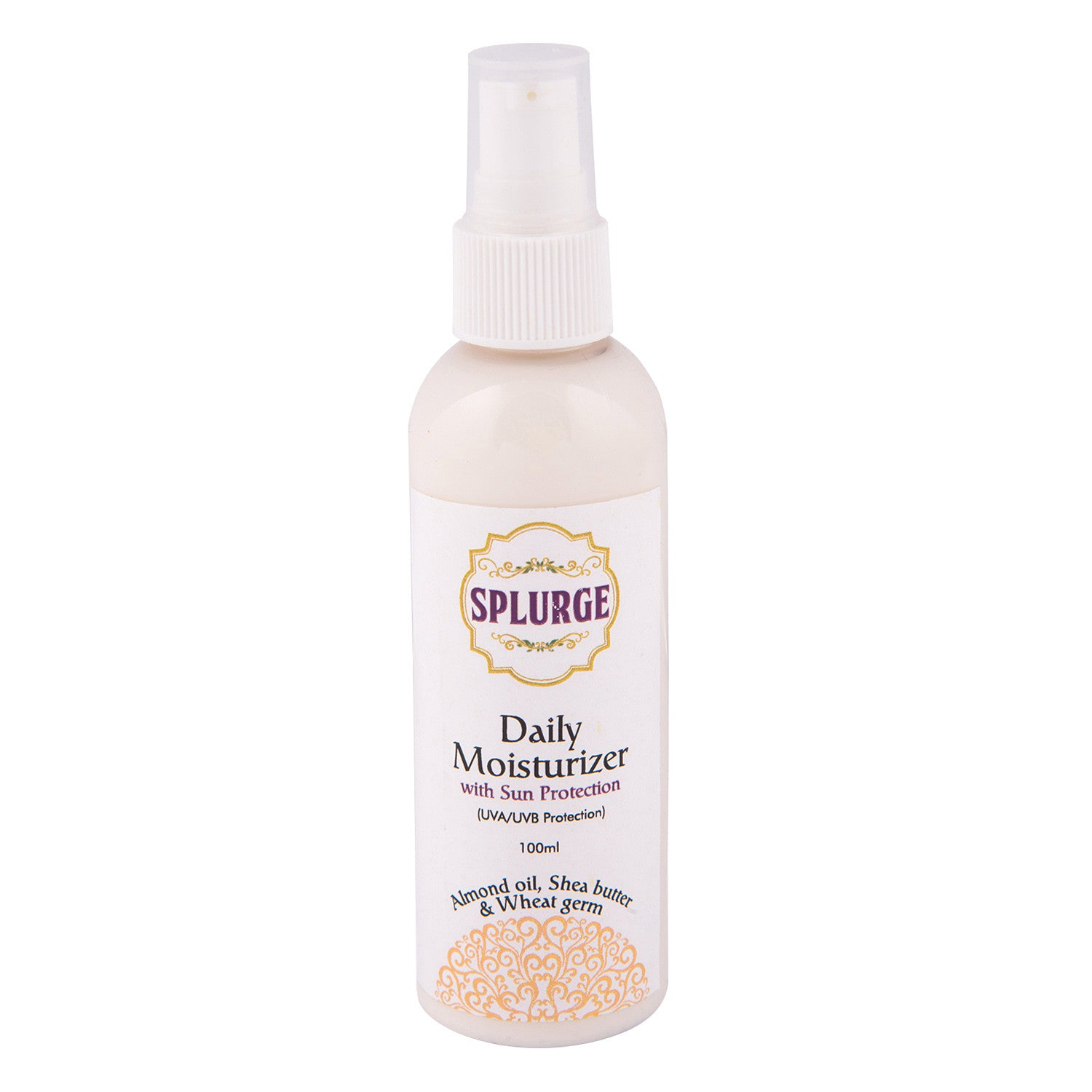 Daily Moisturizer with Sun Protection (UVA/UVB)