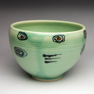 Bowl by Sandi Dunkelman DUN255