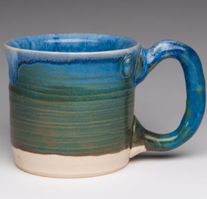 Cup by Gord Jones GJ31 - Height: 9 cm Width 9 cm / Yes / Yes