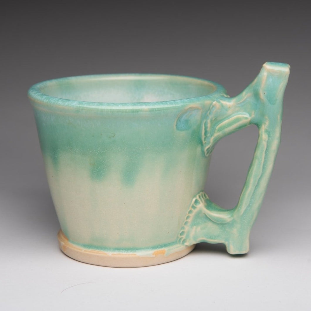 Mug by Gord Jones GJ33 - Height: 11 cm Width 8 cm / Yes /