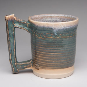 Mug by Gord Jones GJ38 - Height: 10 cm Width 12 cm / Yes /