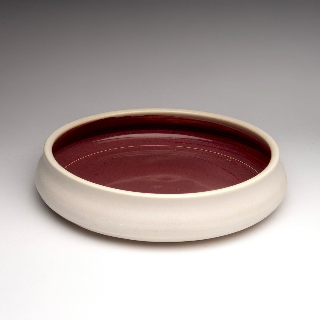 Serving dish by Sandi Dunkelman DUN269