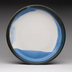 Small Plate by Gord Jones GJ47 - Height: 2.5 cm Width 17 cm