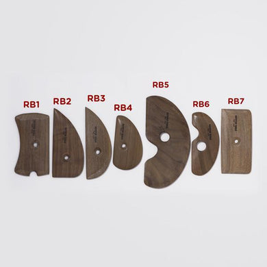 Tools for Members RB4 Wooden Rib - RB4 Wooden Rib - Tools