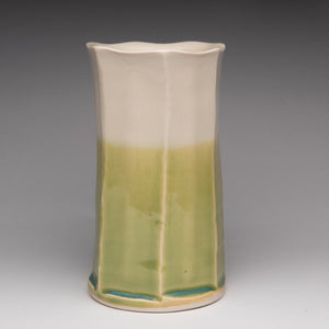 Vase by Gord Jones GJ36 - Height: 16 cm Width 9 cm / Yes /