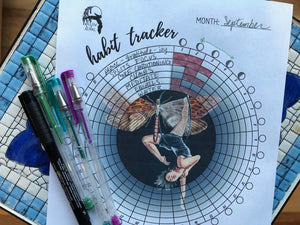 Winged Things Habit Tracker