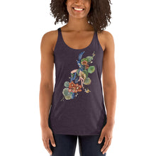 Load image into Gallery viewer, Nasturtium Silks Racerback Tank