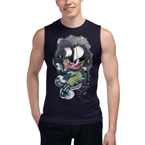 Hook - Men's Muscle Shirt