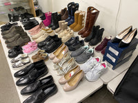 Name-Brand Men, Women, Children Shoes - Manifested (x35)