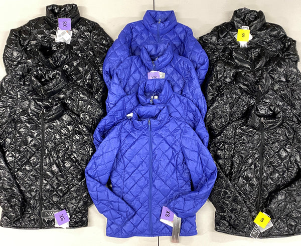 32-Degrees Packable Women Jackets (x23)