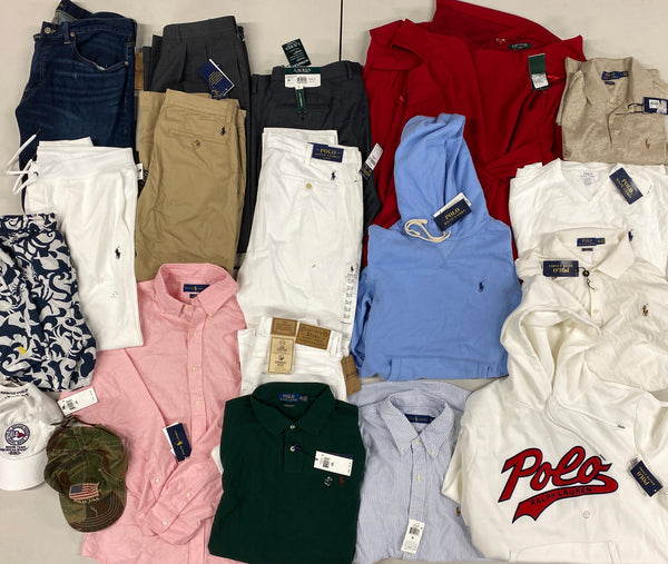 Polo Ralph Lauren - Shelf Pull Mix (x19)