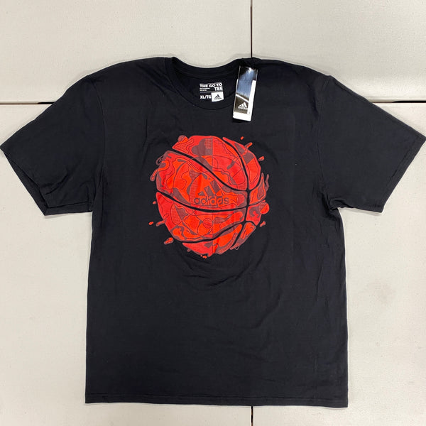 Adidas Men Basketball Go-To Tee Shirt (x22)