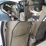 Universal Car Accessories Seat Cover Protector for Kids Baby Kick Mat  Car Auto Seat Kicking Ma Car Safety Seat Kick Pad