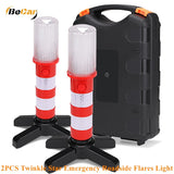 1PC Twinkle Star Emergency Car Roadside Flares Light Kit Safety Strobe Warning Light Alert Flare For Out Door Camping Traveling