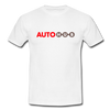 AUTOHUB - Men's T-Shirt - white