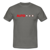 AUTOHUB - Men's T-Shirt - graphite grey