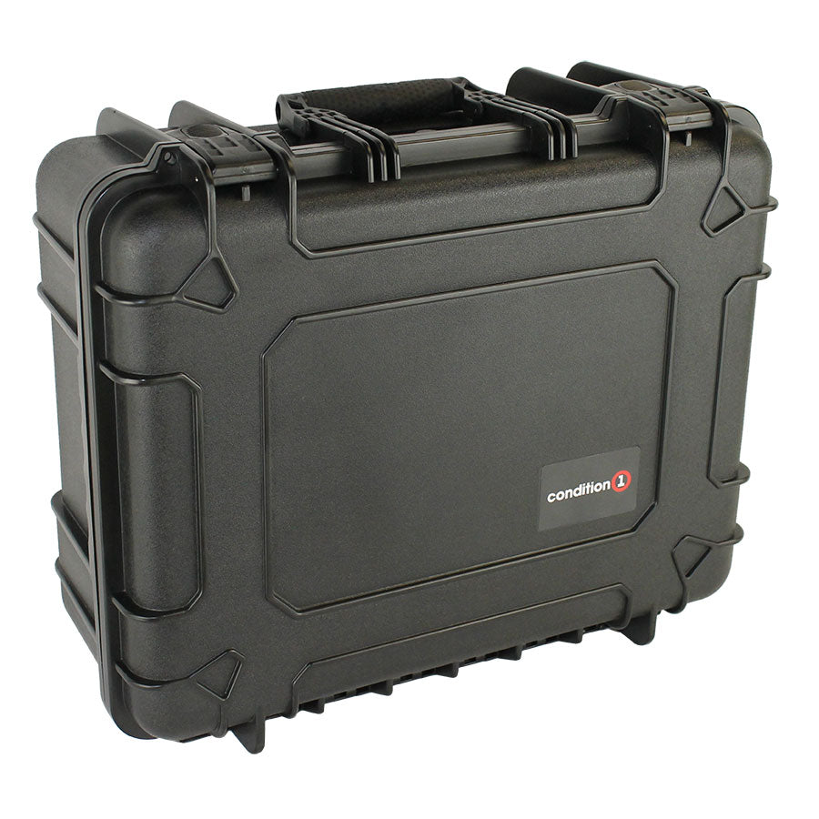 "Load image into Gallery viewer, 20"" Large Container Hard Case #253 black model"