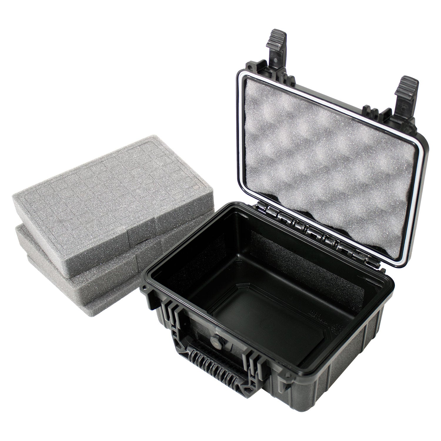Load image into Gallery viewer, interior of the 10 inches Small Carrying Case