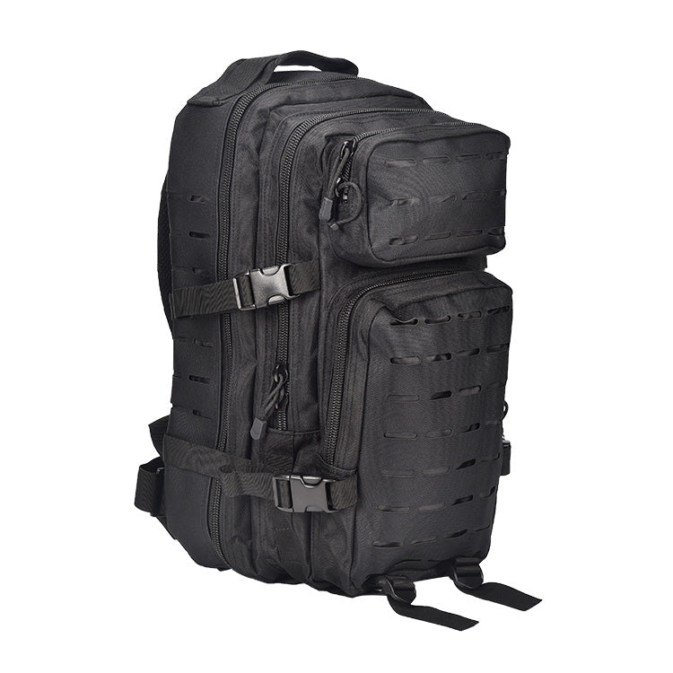 Condition 1 REBEL - 25L Slimline 2 Day Laser Cut Assault Back Pack & 8
