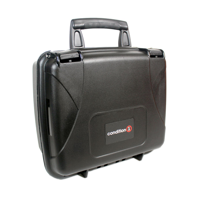14 inches Medium Carrying Case #624 black model
