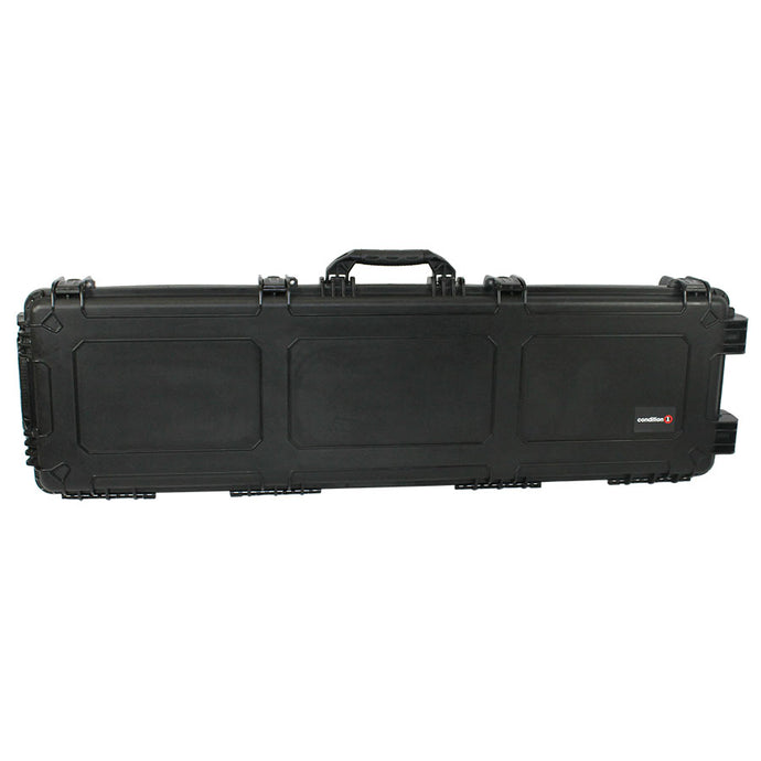 hard carrying case plastic hardshell condition 1 texas oklahoma hunting shotgun sporting goods accessory