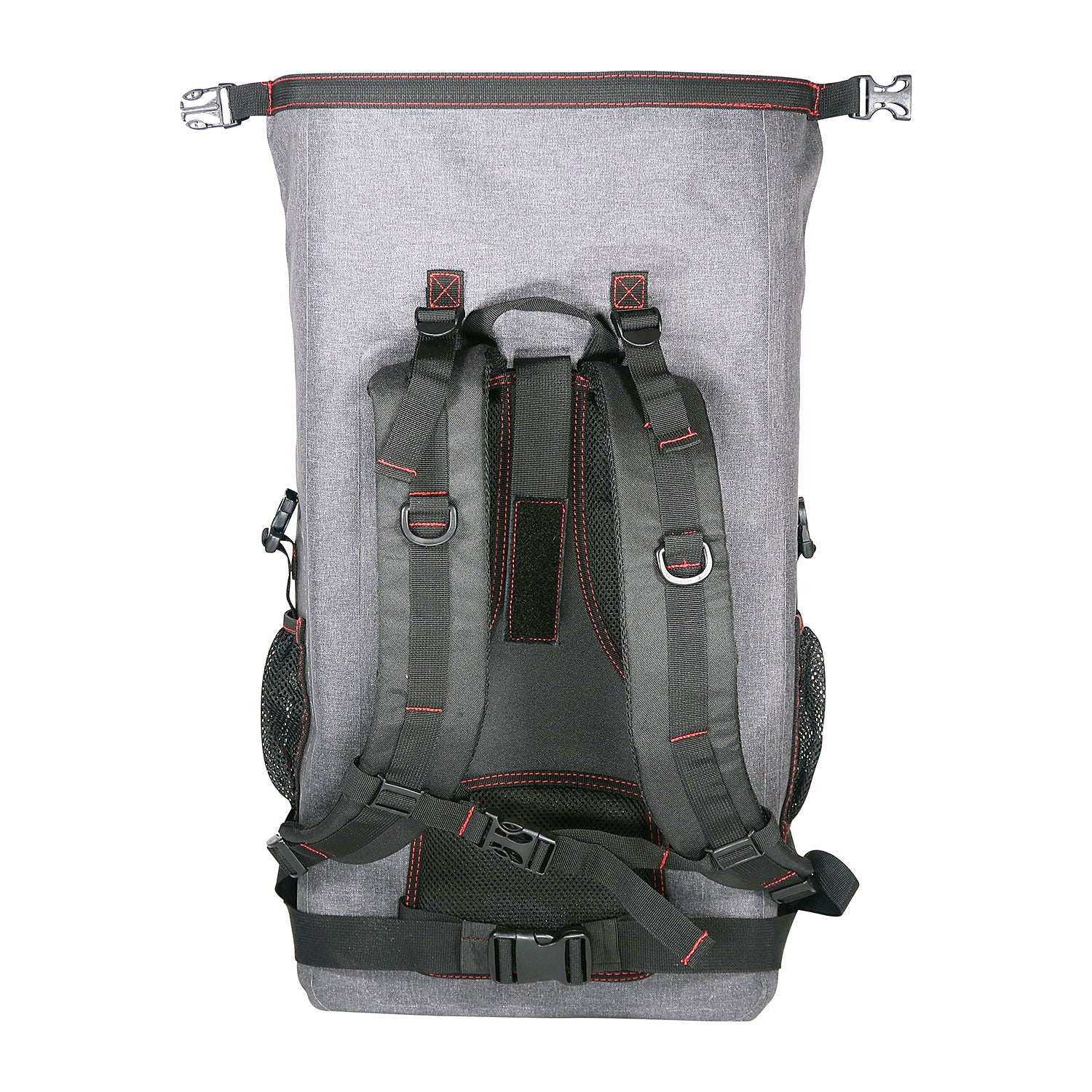Load image into Gallery viewer, of the 30L Dry-Bag with Front Net Pouch front look