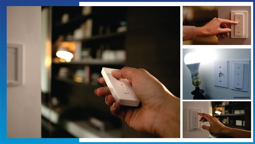 Philips Hue Dimmer Smart Switch