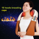 Infrared Heated Kneading Home Massage