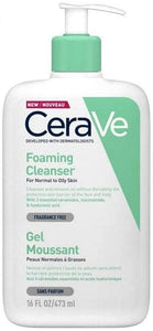 Cerave Moisturizing Cleansing Foam