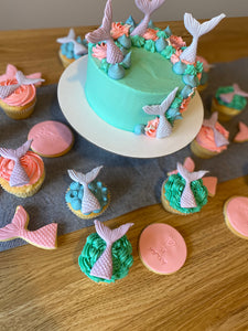 Mermaid Celebration party pack