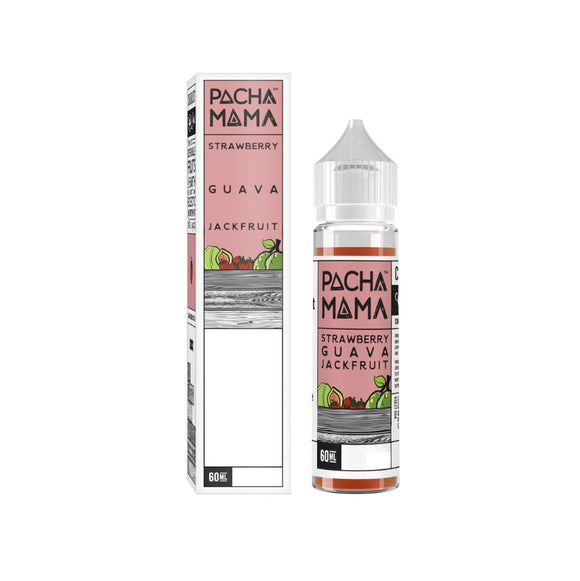 PACHAMAMA - STRAWBERRY GUAVA JACKFRUIT 60ML