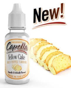 CAPELLA - YELLOW CAKE CONCENTRATE