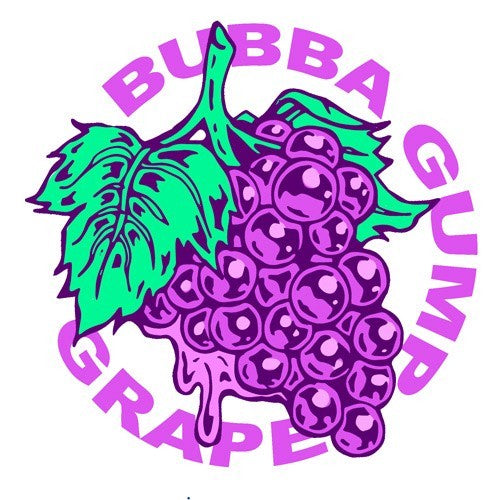 NV BUBBA GUMP GRAPE