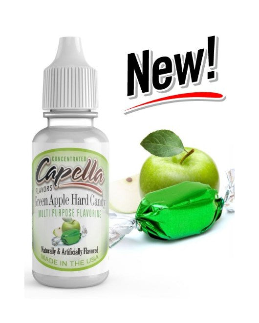 CAPELLA - GREEN APPLE HARD CANDY CONCENTRATE