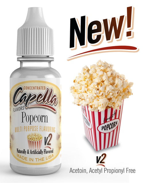 CAPELLA - POPCORN V2 CONCENTRATE