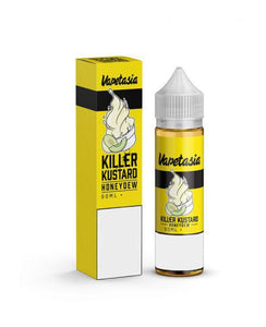 VAPETASIA - KILLER KUSTARD HONEYDEW 100ML