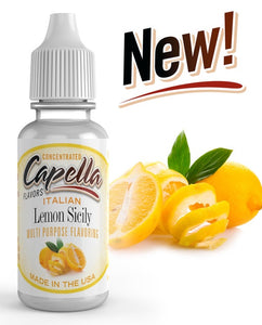 CAPELLA - ITALIAN LEMON SICILY CONCENTRATE