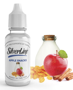 CAPELLA SILVERLINE - APPLE SNACKS CONCENTRATES