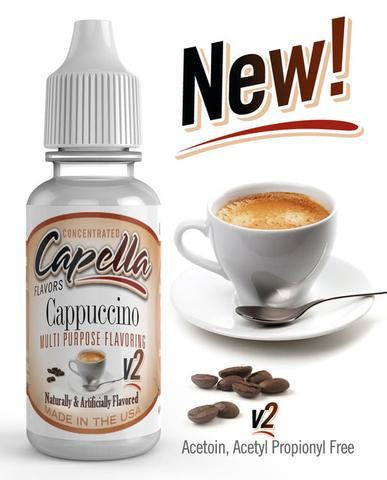 CAPELLA - CAPPUCCINO V2 CONCENTRATE