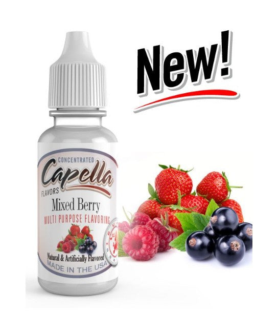 CAPELLA - MIXED BERRY CONCENTRATE