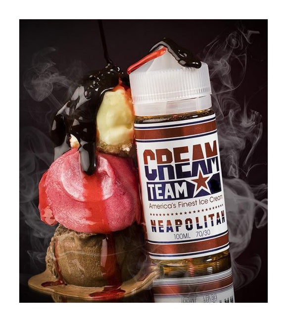 CREAM TEAM NEAPOLITAN 100ML