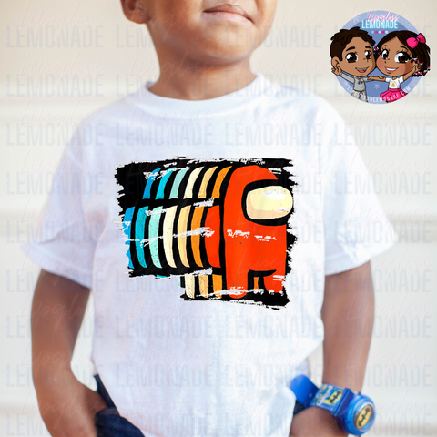 "AMONG US • ""Among Us"" KIDS TShirt"