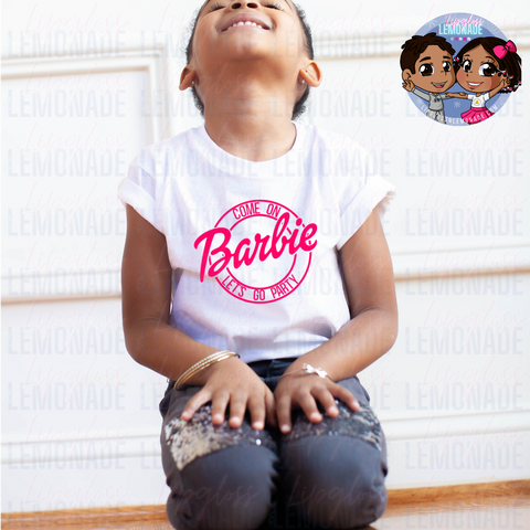 BARBIE • KIDS TShirt